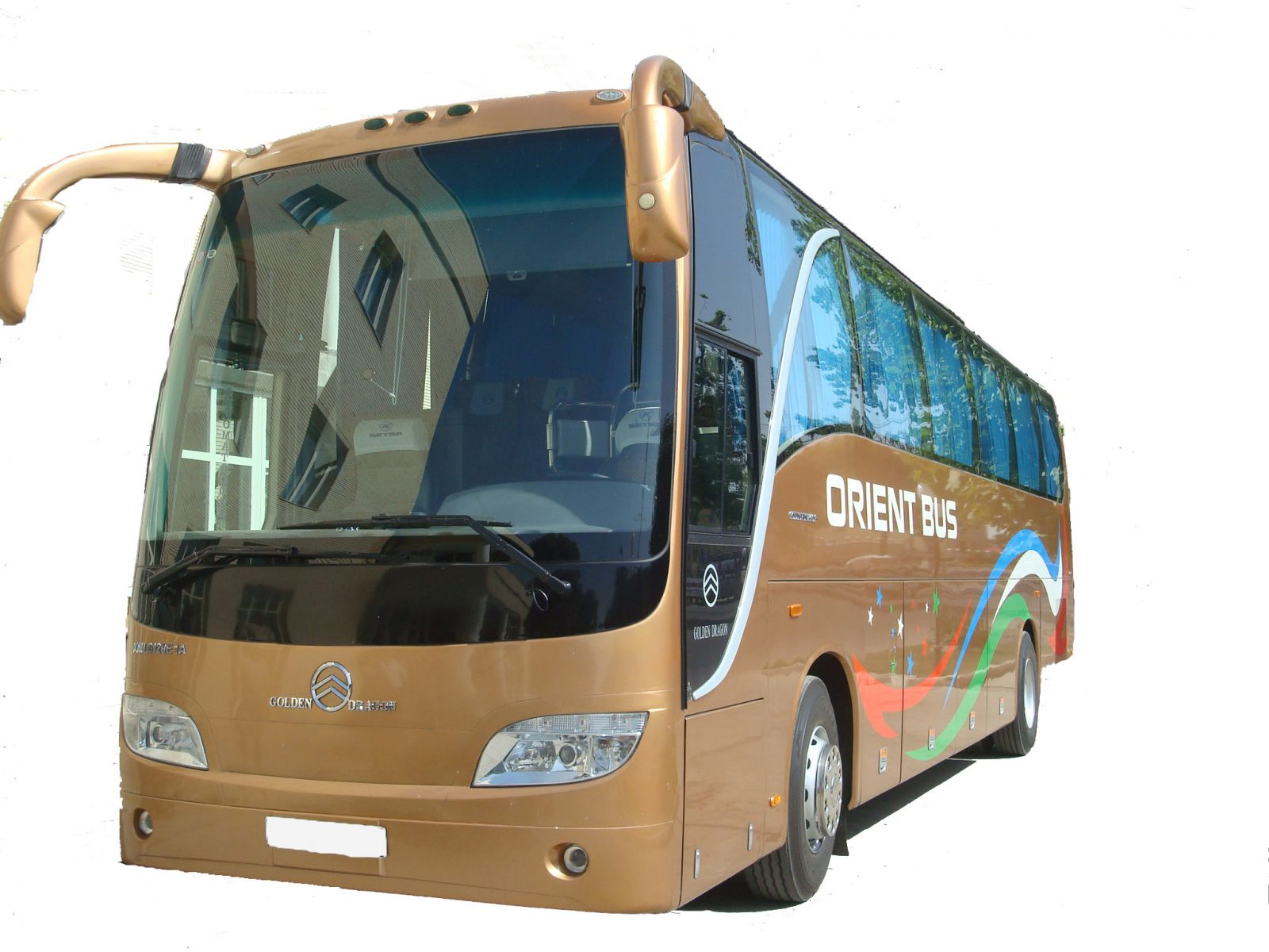 Golden Dragon Orient Bus