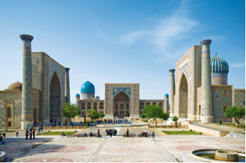 Сборные туры в Узбекистан для русскоговорящих