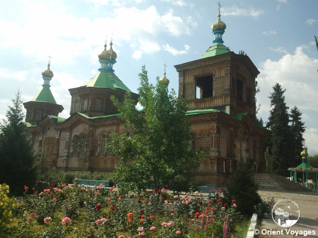 Kyrgyzstan, the Russian Orthodox Church