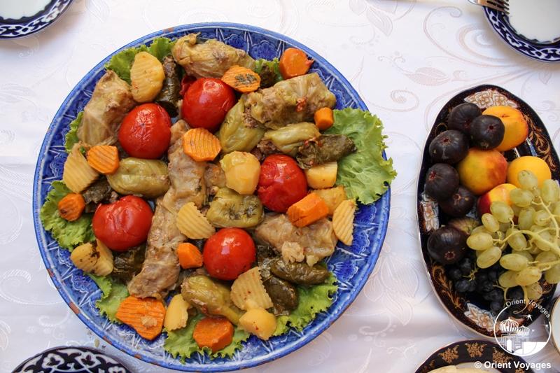 Usbekische Küche | Orient Voyages Ihr Reiseveranstalter In Usbekistan Und Zentralasien