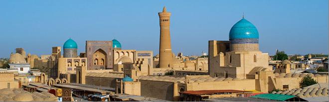 Гарантированный тур в Узбекистан