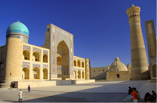UZBEKISTAN: THE SILK ROAD TOUR 2018
